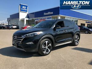 2018 Hyundai Tucson | SE | LEATHER | ROOF | ALLOYS | BACK UP CAM