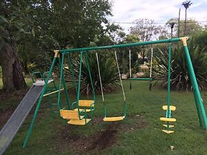 Swingset Bolwarra Heights Maitland Area Preview