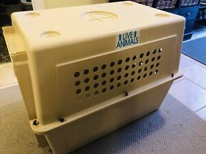 Extra large Plastic dog crate