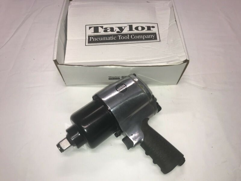"""3/4"""" SUPER DUTY AIR IMPACT WRENCH, MODEL T 7775, TAYLOR PNEUMATIC"""