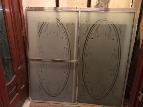 Shower doors for 5' Bathtub