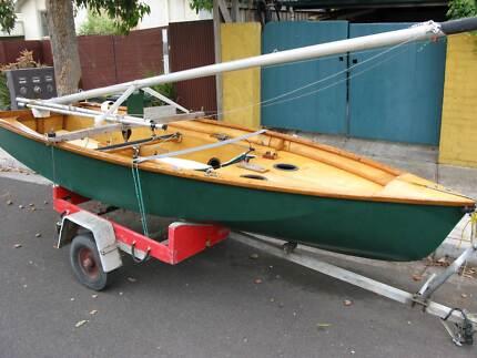 125 dingy  sail boat Brunswick Moreland Area Preview