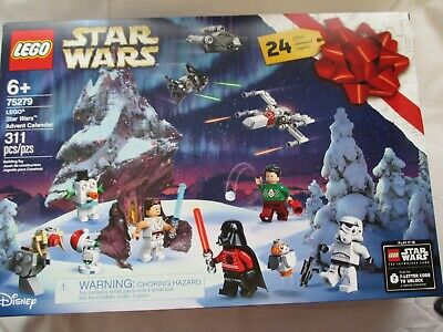 2020 Lego Star Wars Advent Calender 75279 Christmas Countdown New