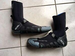 Xcel 8mm wetsuit booties