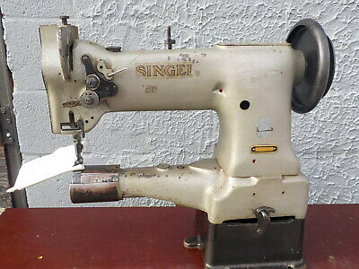 Industrial Sewing Machine Model 153 K103 Walking Foot Cylinder Leather