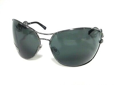 Auth GUCCI GG2784/F/S Black Silver Plastic Hardware Sunglasses
