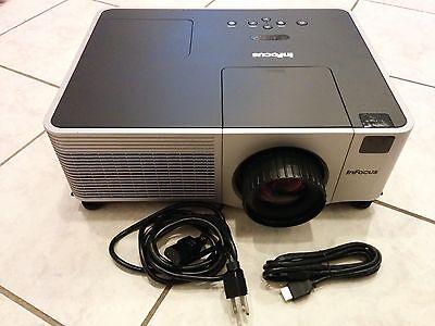InFocus IN5110 1080p FULL HD WUXGA PROJECTOR, 4200 LUMENS, WORKS GREAT!