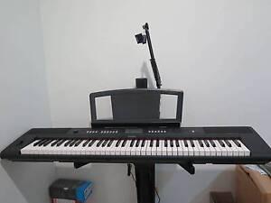 Yamaha NP-V60 Piaggero 76-Key Digital Keyboard-Perfect Condition Bayview Darwin City Preview