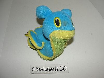 "Pokemon Shellos 5.5"" Plush Toy 2007 Jakks Pacific Doll East Sea Blue Nintendo"