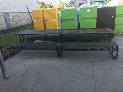 Picnic tables x 2 pick up Darra 4076