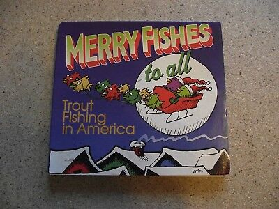 MERRY FISHES to all : Trout Fishing in America (CD 2004)TRT-17 {Christmas stuff} ()