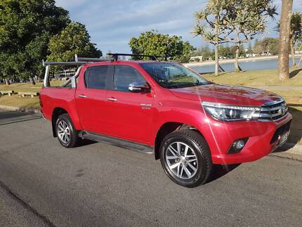2017 Toyota Hilux Ute Burleigh Heads Gold Coast South Preview
