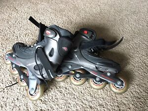 Awesome Ladies Roller Blades
