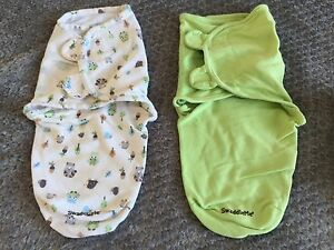 NB Swaddle Me Blanket & Breastfeeding Cover-up Cambridge Kitchener Area image 2