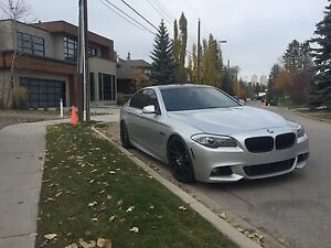 2011 BMW 550ix  ///M Package