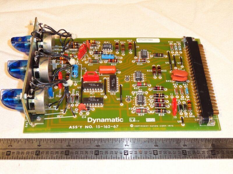 DYNAMATIC 15-162-67 ATS-544064 70-47-328 PCB CIRCUIT BOARD