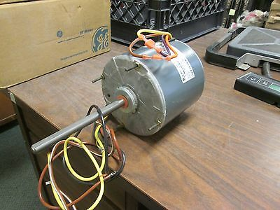 Ge Permanent Split Capacitor Motor 3733 13hp 1075rpm 208-230v New Surplus