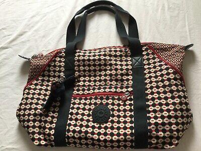 Kipling Art M tote bag (used) Very good condition