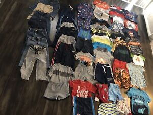 A lot of baby boys clothes 2 T