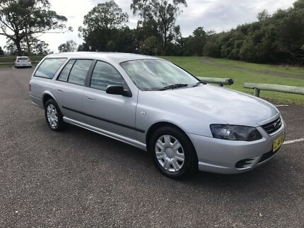 FORD FALCON STATION WAGON 2009  East Gosford Gosford Area Preview