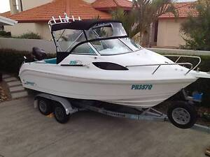Excellent 2005 Pursuit 550f & 140 Suzuki for fishing or cruising Maroochydore Maroochydore Area Preview