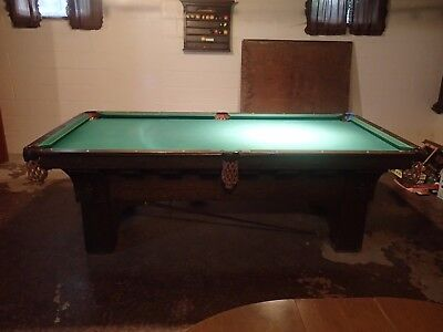 Tables Brunswick Slate Pool Table - Brunswick diamond pool table