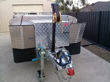 Off Road Hard Floor Camper Trailer - 6mnths Old Narangba Caboolture Area Preview