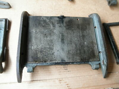 Cp Chandler Price Pilot Printer Letter Press 10x6.5 Chase Holder Plate 203