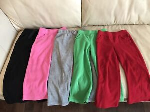 GIRLS WINTER PANTS (4T) - OLD NAVY & CHILDREN'S PLACE