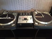Numark TTX and Vestax PMC 05 pro ||| Meadowbank Ryde Area Preview