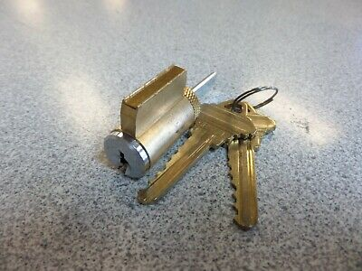 Gms K001sce26d 6 Pin Schlage E Keyway Knoblever Lock Cylinder