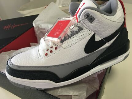 Nike air Jordan 3 Tinker US10