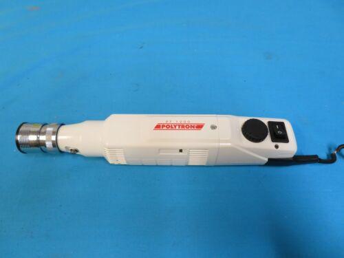 Brinkmann Kinematica Polytron Handheld Homogenizer PT 1200