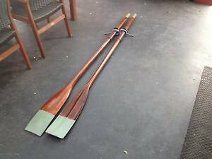 spoon blade oars Port Sorell Latrobe Area Preview