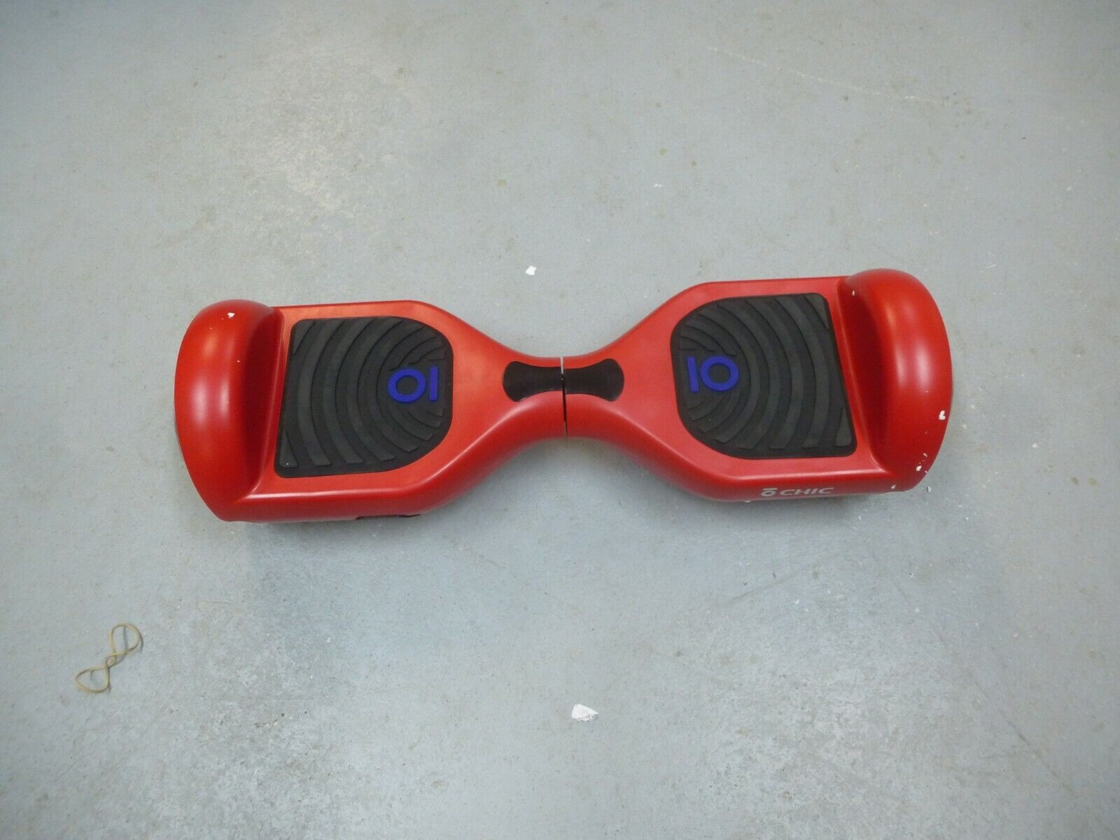 Hoverboard o chic model c1 rouge ( hors service )