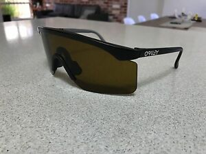 oakley glass warrnambool  oakley blades sunglasses authentic vintage 80s model