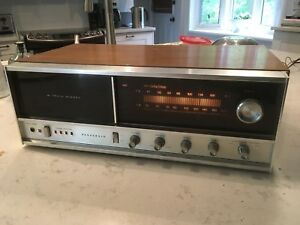 RE-7070 Panasonic AM-FM Stereo 8 Track vintage antique