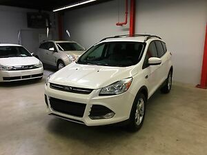 Ford Escape 4 portes SE, AWD-ECO BOOST-AUTO-TOUTE EQUIPE