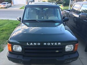2001 Land Rover Discovery series 2