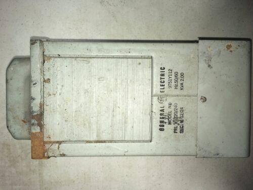 General Electric Box Transformer 9T51Y112