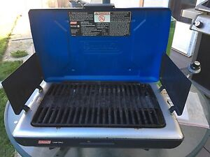Coleman Perfect Flow Camp Grill