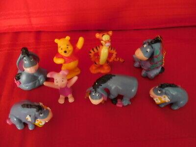 Tigger Winnie The Pooh (Disney Winnie The Pooh Figure Set of 8 Plastic Toys Pooh Tigger Piglet)