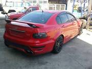 2011 HSV Clubsport sedan, red,  6 Speed,  NOW DISMANTLING Wollongong Wollongong Area Preview