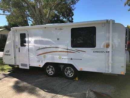 Jayco Discovery Poptop Caravan with Bunks Burpengary Caboolture Area Preview