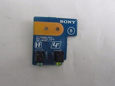 STATUS LED Light Boad SWX-230 1P-1066504-8010 MS51 für Sony Vaio VGC-L Serie AiO