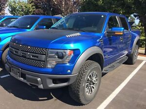 2014 Ford F-150 SVT Raptor LOW KMS, LOCAL
