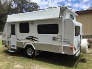 2008 Jayco Discovery Outback Caravan Stanthorpe Southern Downs Preview