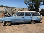Holden HR Special wagon 1967 Blakeview Playford Area Preview