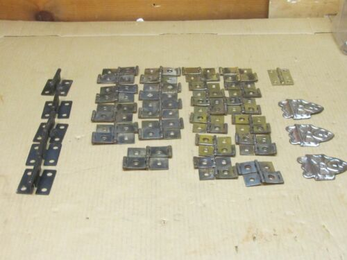 Lot of 30 Assorted  hinges