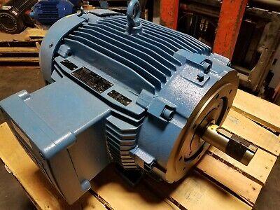 New Weg 75 Hp 3 Phase Explosion Proof Motor Ats280573-1-a 575 Volt 1780 Rpm